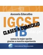 Clases Particulares a Domicilio IB / IGCSE